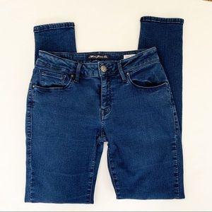 Mavi Jeans Co. Alexa Mid Rise Skinny